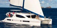 Have fun in Caribbean aboard 49' cruising catamaran
