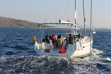 Enjoy luxury and comfort on this Hanse Yachts Hanse 495 in Split region