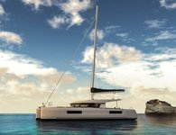 Sail aboard this lovely Catamaran and enjoy your vacation in Pointe a Pitre, GP
