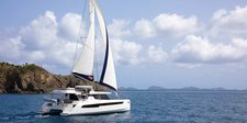 Elegant Custom 5000 Catamaran available for rental