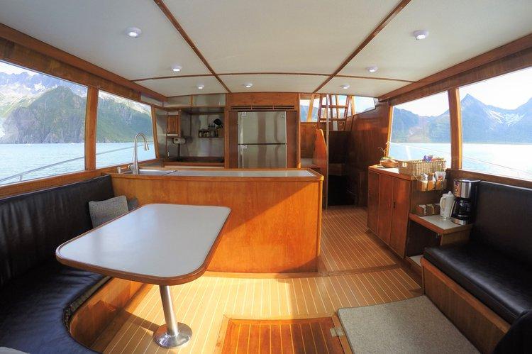 Boat rental in Seward, AK