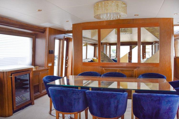 Motor yacht boat rental in 5101 Collins Ave, FL