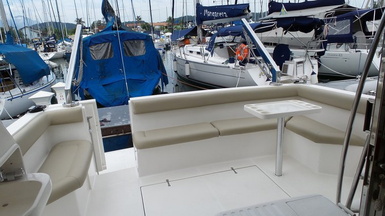 Boat for rent INTERMARINE 44.0 feet in Estrada do Marinas, Brazil