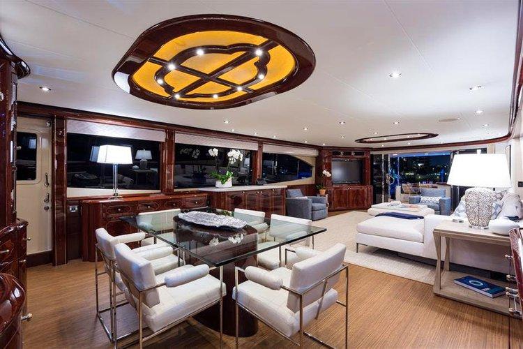 Boat for rent LAZZARA 116.0 feet in MBM - Miami Beach Marina,