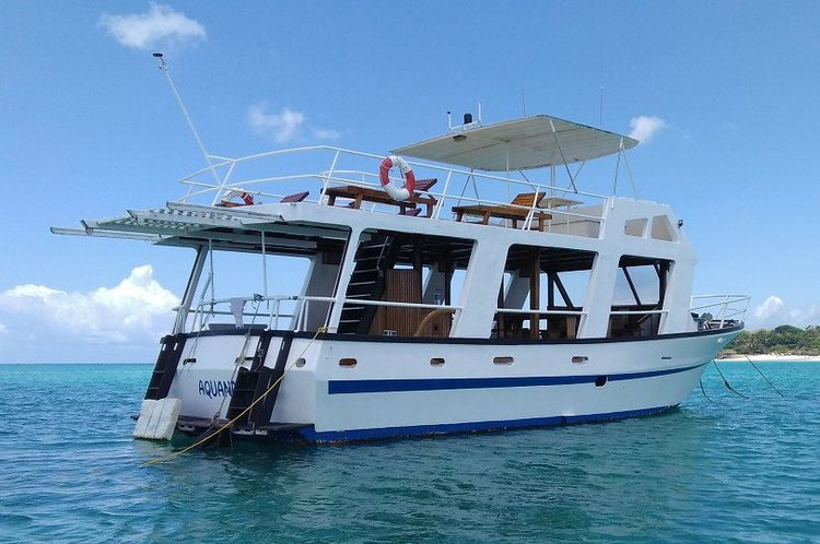 This 52.0' Liberty cand take up to 35 passengers around Zanzibar