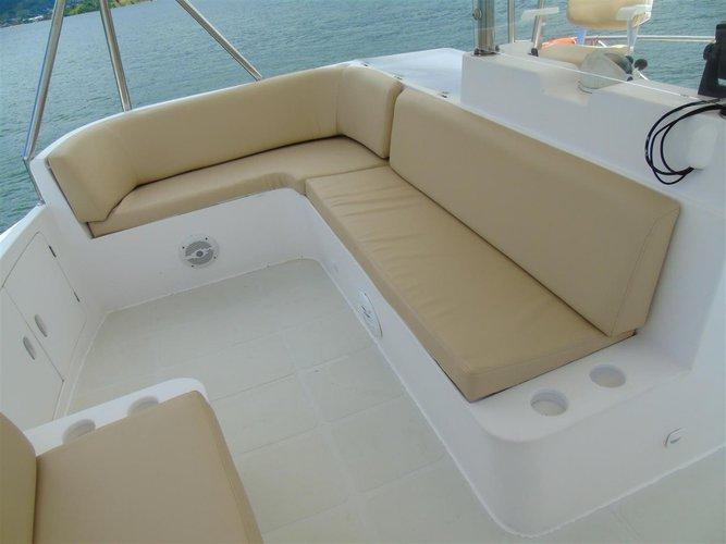 Boat for rent Ocean 55.0 feet in Estrada do Marinas 1700, Brazil