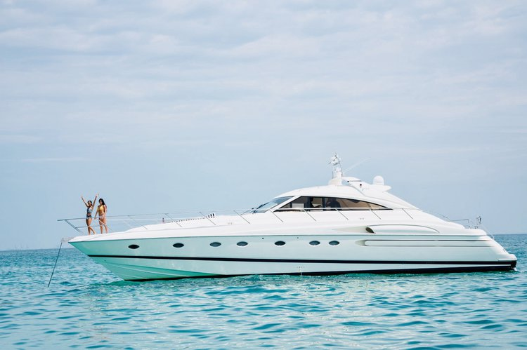 65' luxury yacht- packages for up to 26 guests