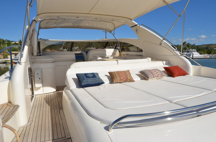 Classic boat rental in North Miami Beach, FL