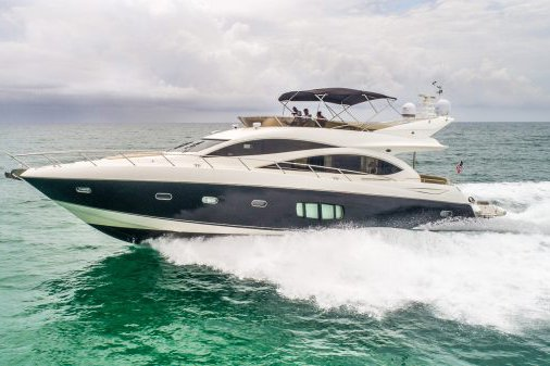 Flybridge boat rental in 300 Alton Road, FL
