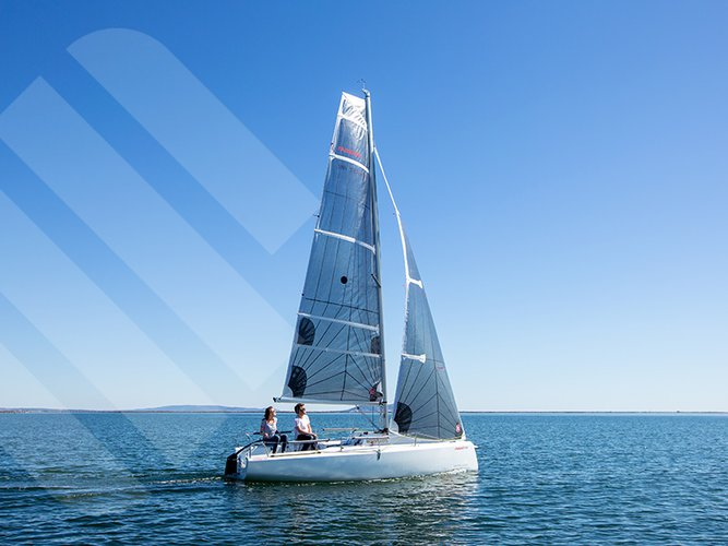 Discover Marseillan in style boating on this sailboat rental