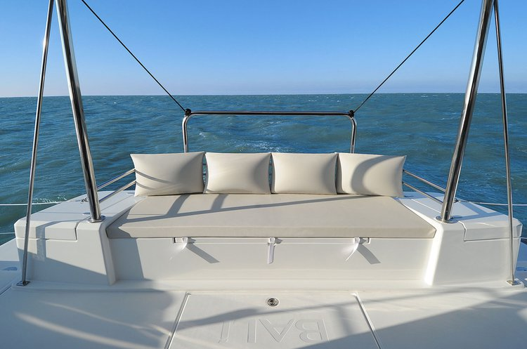 Discover Whitsundays surroundings on this 4.1 Bali boat