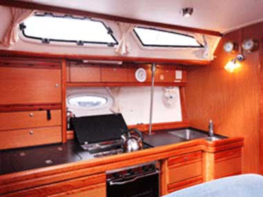 Boat for rent Bavaria 40.0 feet in Abel Point Marina, Australia