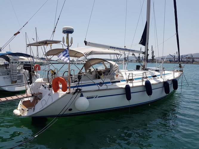 Skippered sailing trips all included