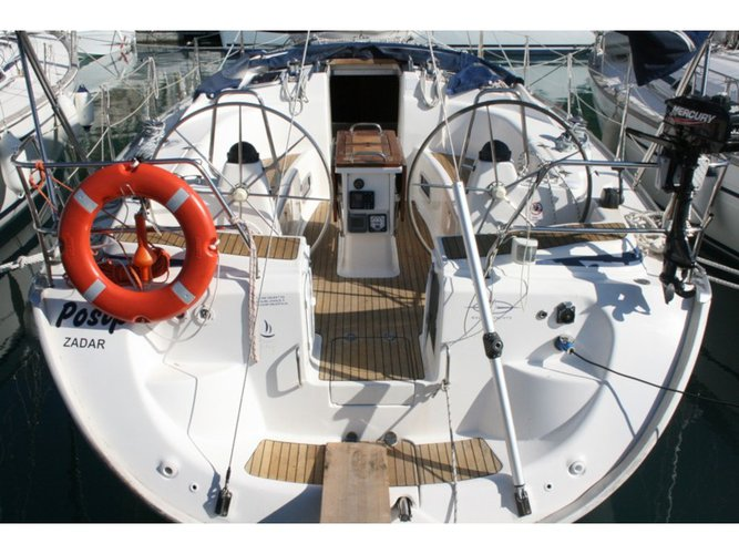 Trogir, HR sailing at its best