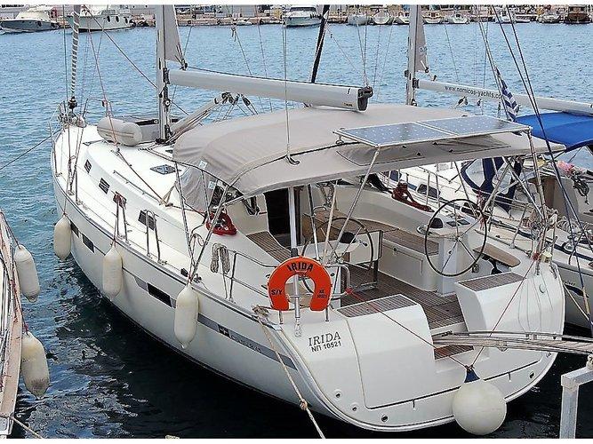 Beautiful Bavaria Yachtbau Bavaria 45 ideal for sailing and fun in the sun!