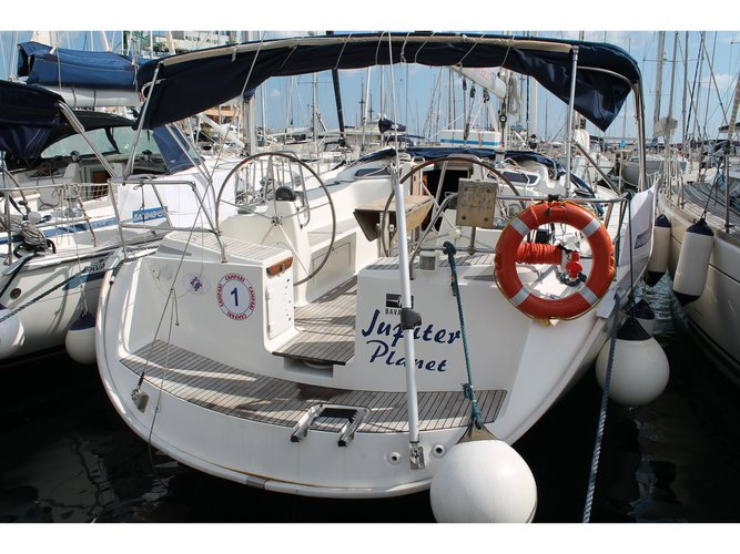 Rent this Bavaria Yachtbau Bavaria 51  for a true nautical adventure