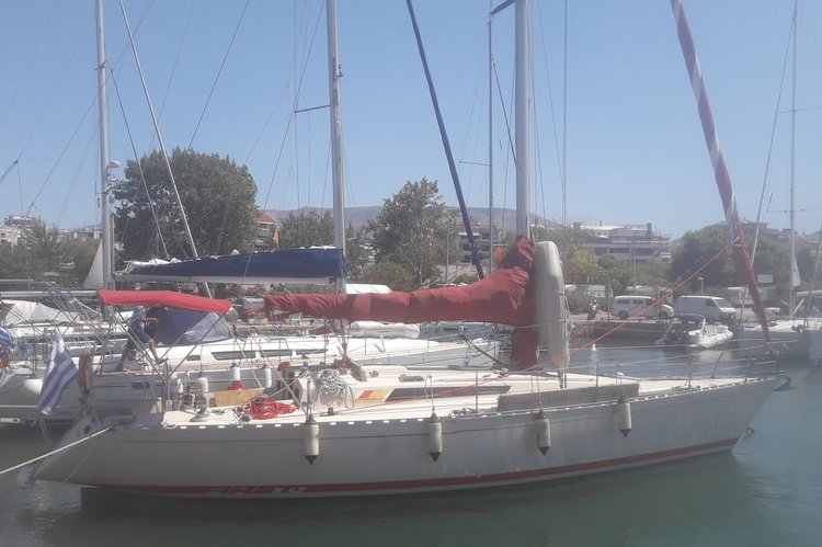 Boat for rent Beneteau 42.0 feet in Athens - Marina Alimos (Kalamaki), Greece
