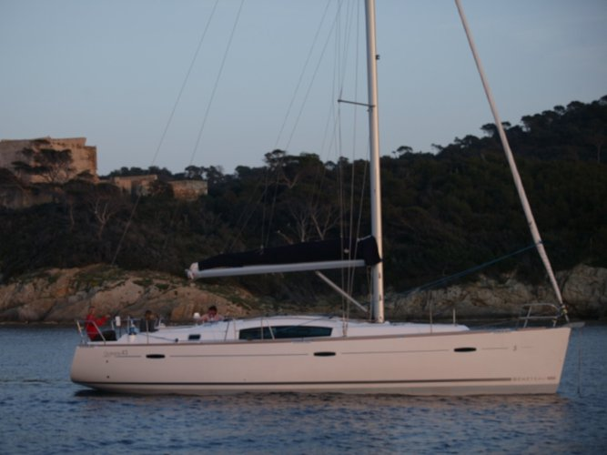 This sailboat charter is perfect to enjoy Corfu