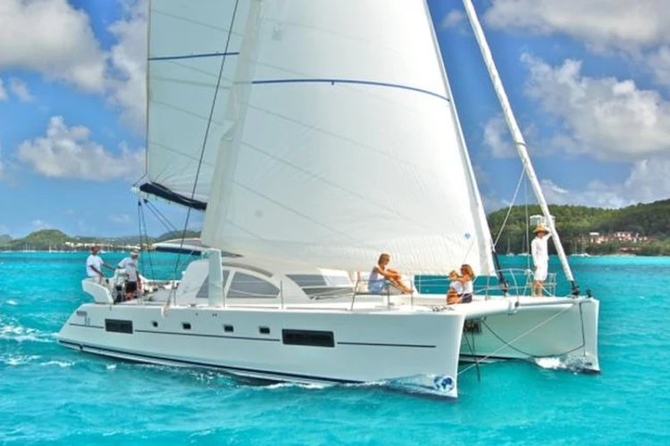 Boat for rent Catana 50.0 feet in Papeete, French Polynesia