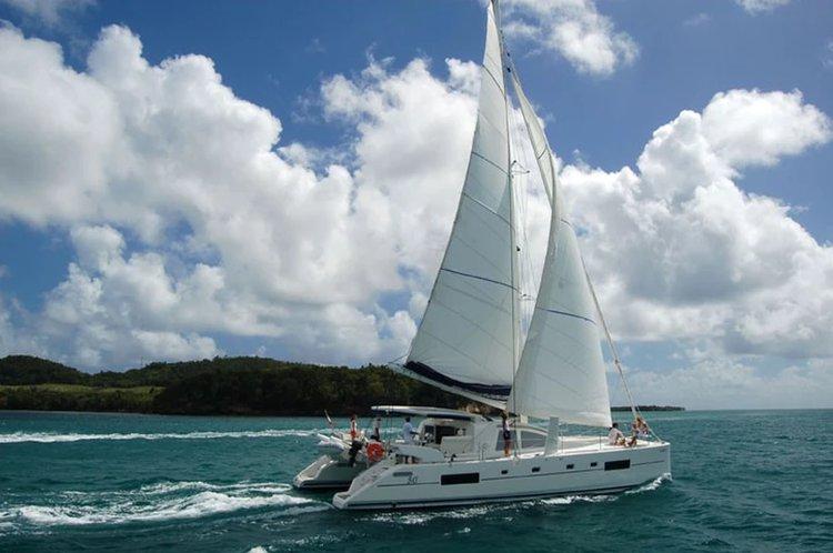 Catana's 50.0 feet in Papeete, Tahiti