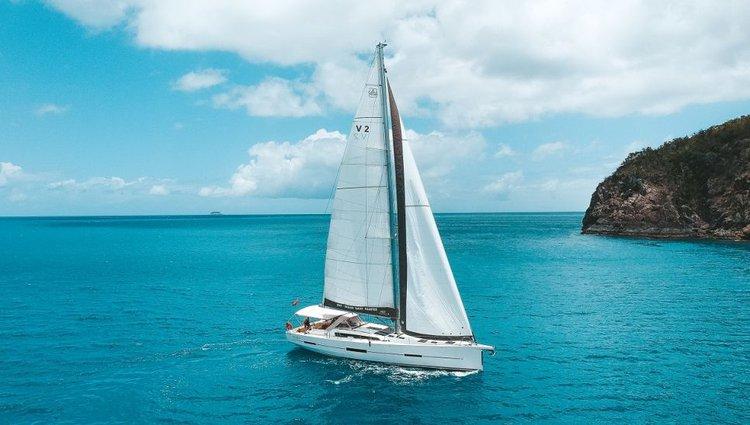 Boat for rent Dufour 56.0 feet in Abel Point Marina, Australia