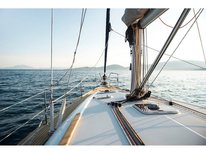 Charter this amazing Jeanneau Sun Odyssey 42 i_2008 in Volos, GR