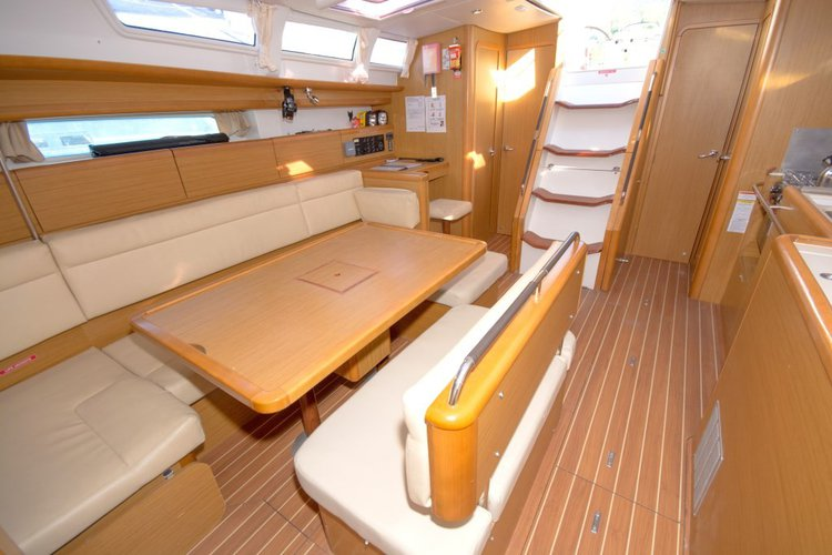 Boat for rent Jeanneau 45.0 feet in Abel Point Marina, Australia