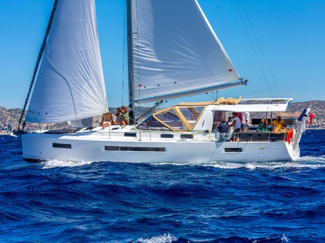 The best way to experience Zadar is by sailing