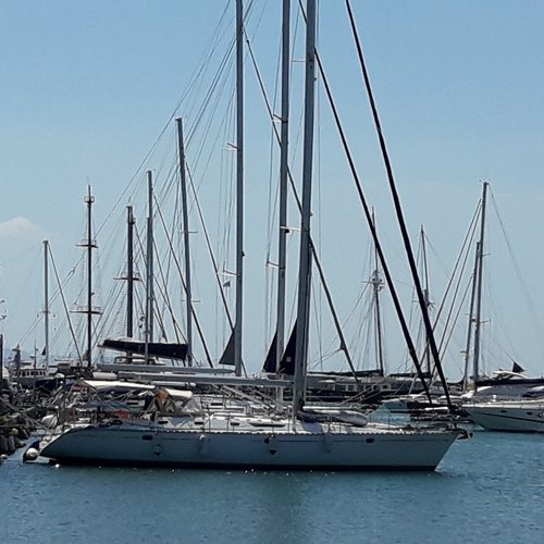 Sloop boat rental in Athens - Marina Alimos (Kalamaki), Greece