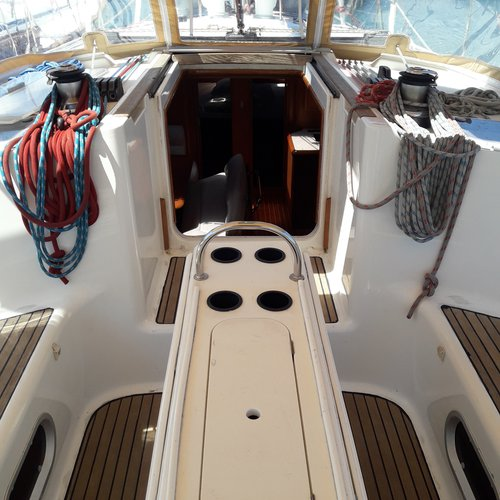 Boat for rent Jeanneau 49.0 feet in Athens - Marina Alimos (Kalamaki), Greece