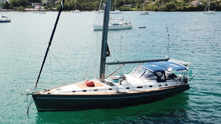 Sloop boat rental in Road Town, Tortola, British Virgin Islands