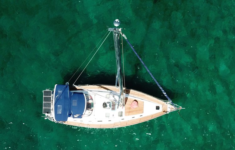 Sloop boat rental in Nanny Cay Marina, British Virgin Islands