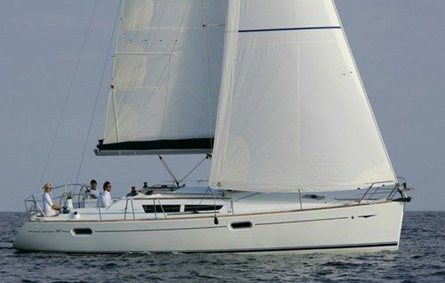 Rent this sail boat Sun Odyssey 39 for a true boating experience  in Whitsundays