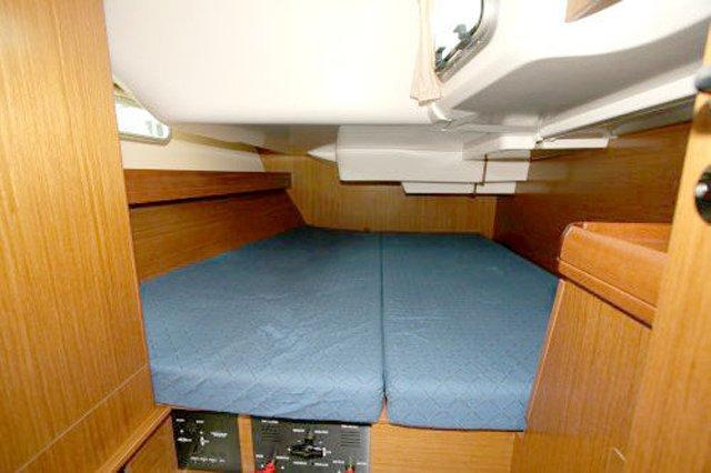 Monohull boat for rent in Whitsundays