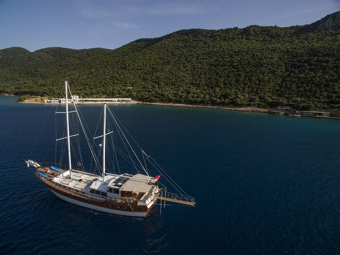 Boat for rent bodrum 82.0 feet in Bodrum, Turkey