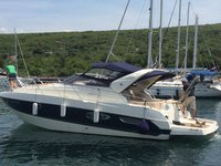 Relax on board our motor boat charter in Punat, Krk