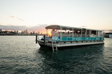 Upscale Private Party Boat for Up to 45 Guests!!
