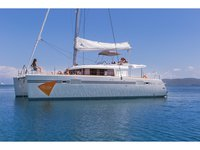 Experience Preveza on board this elegant sailboat