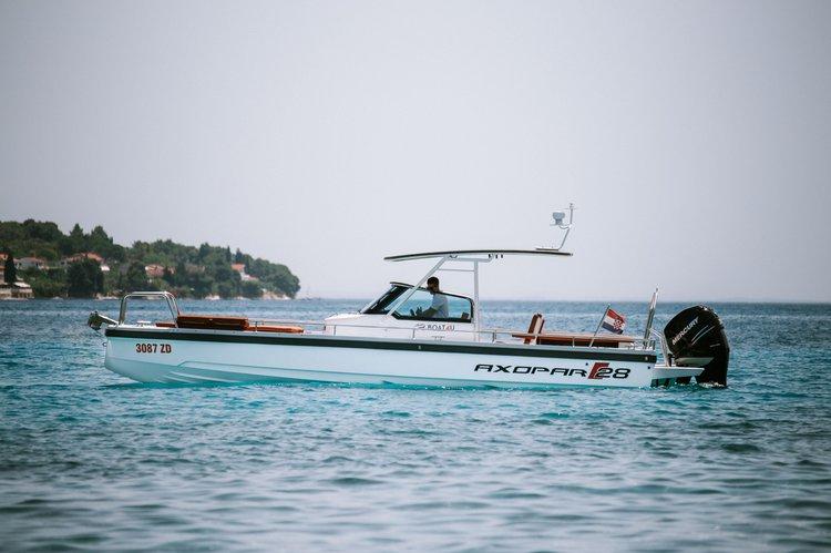 Boat rental in Zadar,