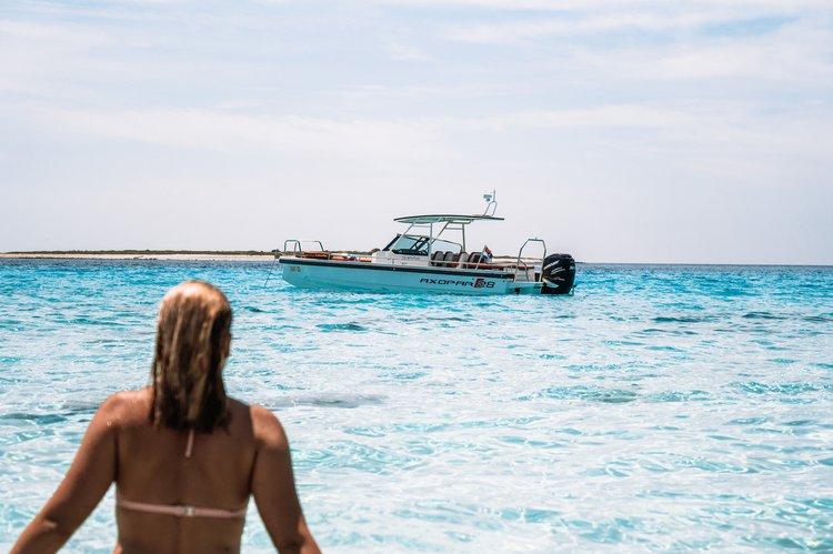 Cruiser boat rental in Marina D-Marin Borik, Croatia