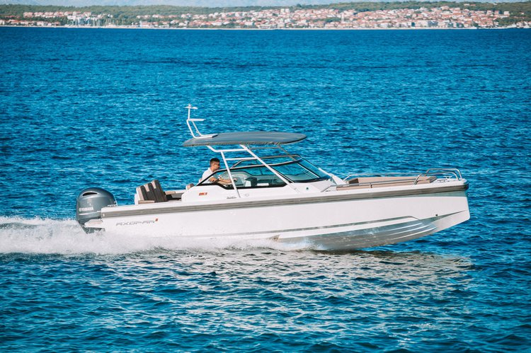 Axopar 24 T-Top 200 hp (New Boat) in Zadar