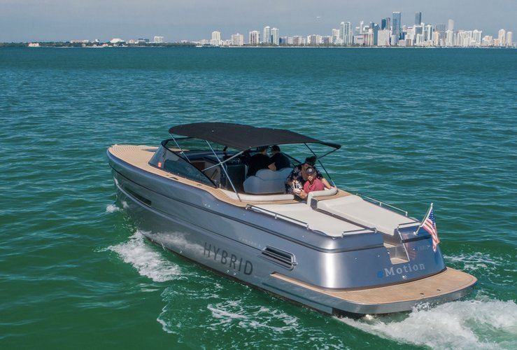 Boat for rent CANARD 36.0 feet in Sea isle marina, FL