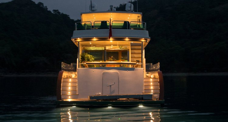 Custom's 66.0 feet in Bodrum