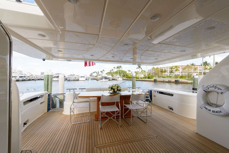 Private Yacht Charter- 83 Ferretti- Jacuzzi, Jet skis and many options of water toys!