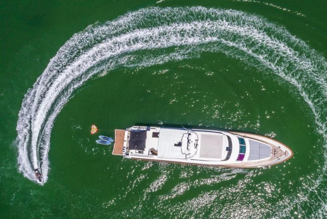 110' Horizon - Rent a Luxury Yachting Experience!