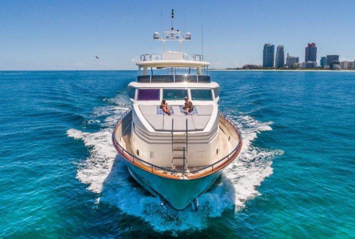 Horizon's 110.0 feet in Miami Beach