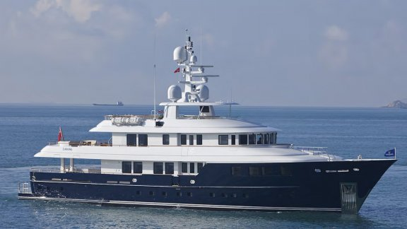 Explore Tahiti onboard wonderful yacht!