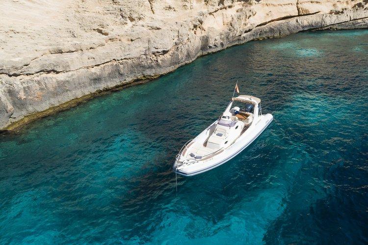 Motor yacht boat rental in CLUB DE MAR, MALLORCA, BALEARIC ISLAND, SPAIN, Spain