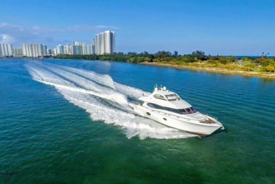 Boat for rent Lazzara 84.0 feet in Harbor West Marina, FL