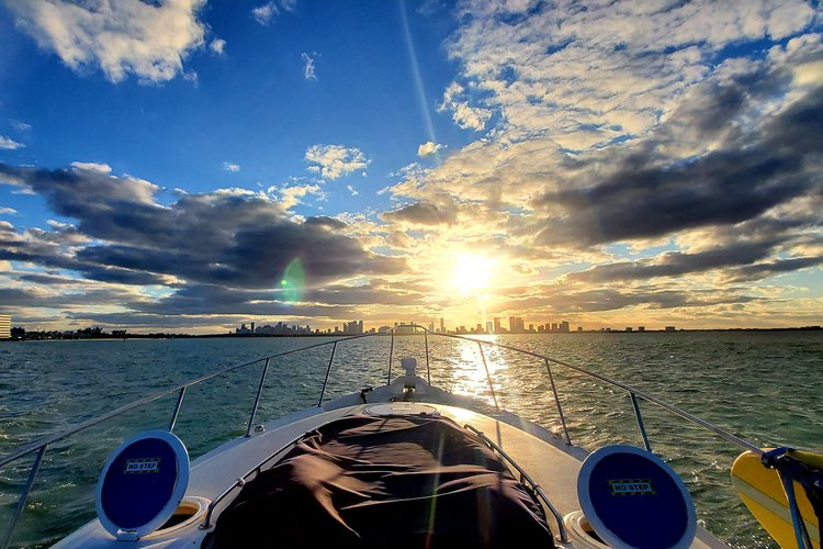 MONTEREY's 36.0 feet in Miami